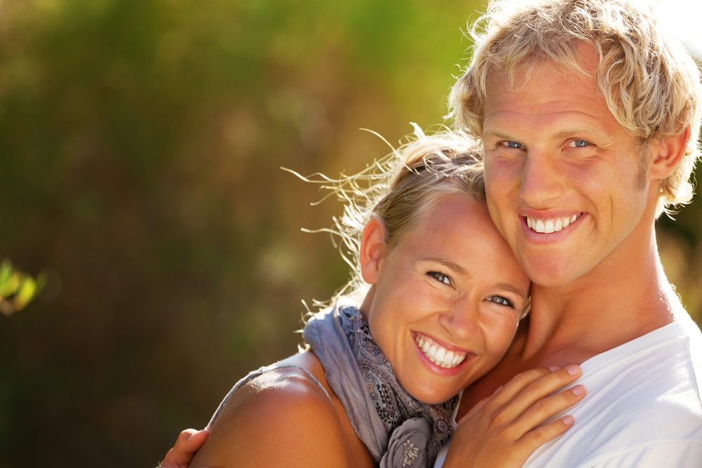 Shutterstock Veneers couple